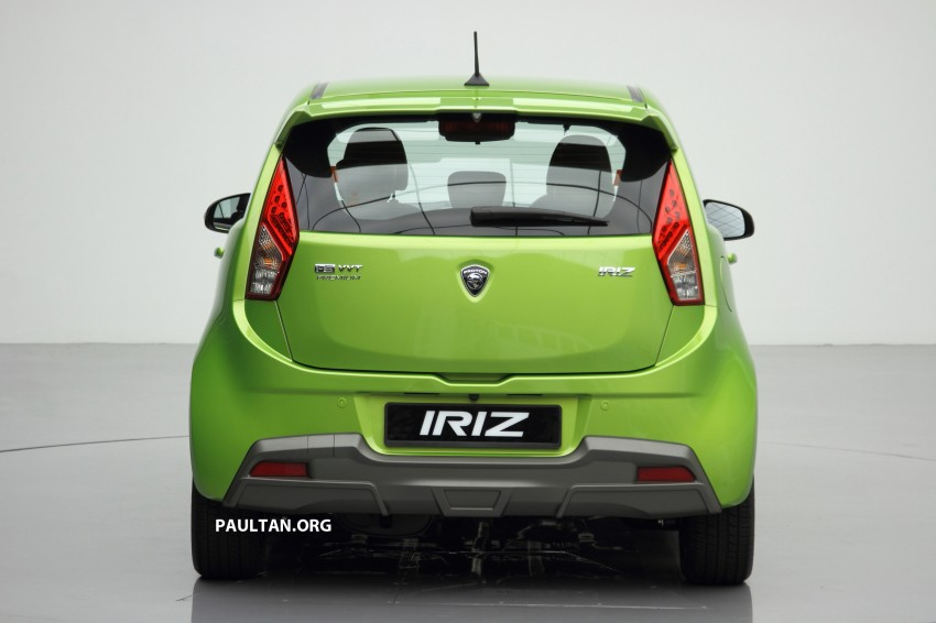 Proton Iriz launched – 1.3 and 1.6 VVT, from RM42k Image #275130