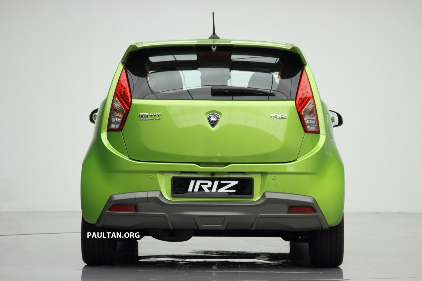 Proton Iriz launched – 1.3 and 1.6 VVT, from RM42k Image #275129