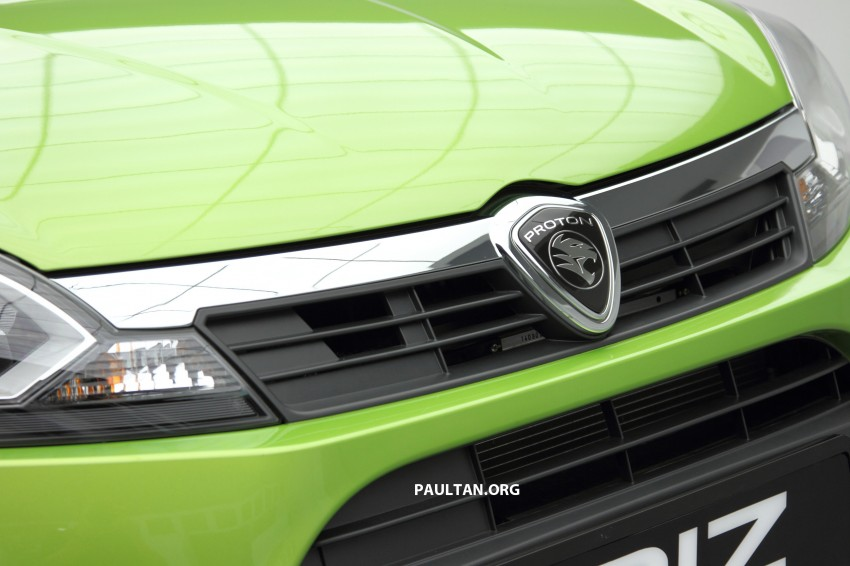 Proton Iriz launched – 1.3 and 1.6 VVT, from RM42k Image #275124