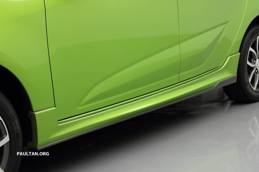Proton Iriz launched – 1.3 and 1.6 VVT, from RM42k Image #275121