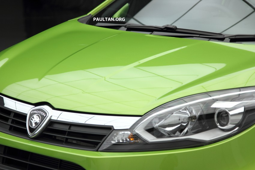 Proton Iriz launched – 1.3 and 1.6 VVT, from RM42k Image #275119