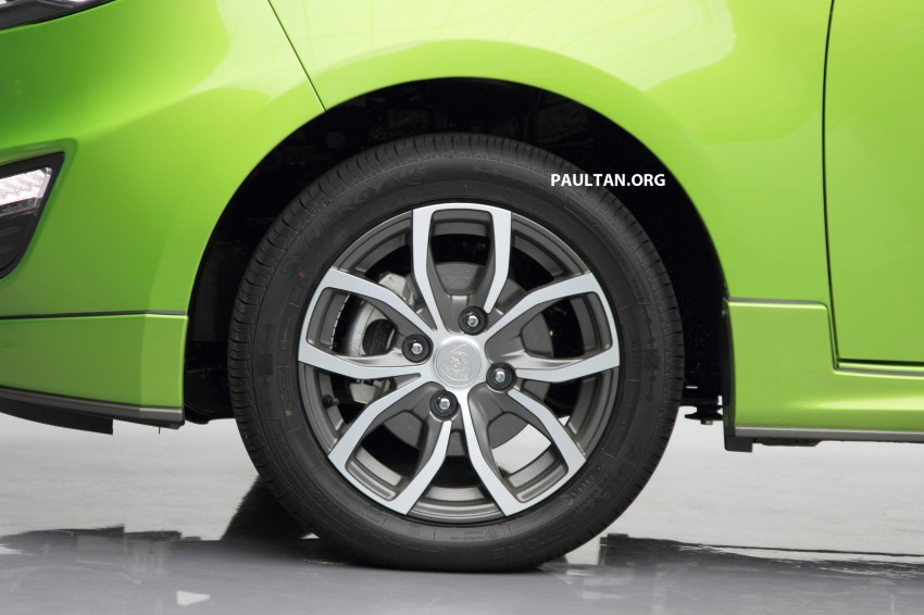Proton Iriz launched – 1.3 and 1.6 VVT, from RM42k Image #275116