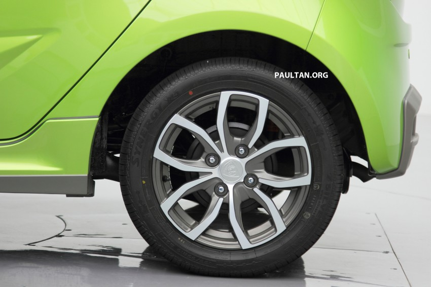 Proton Iriz launched – 1.3 and 1.6 VVT, from RM42k Image #275115