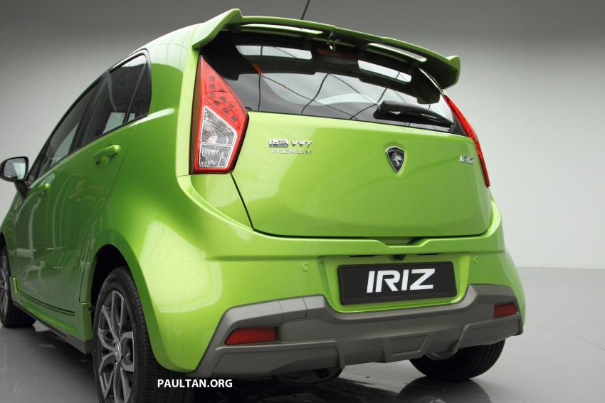 Proton Iriz launched – 1.3 and 1.6 VVT, from RM42k Image #275114