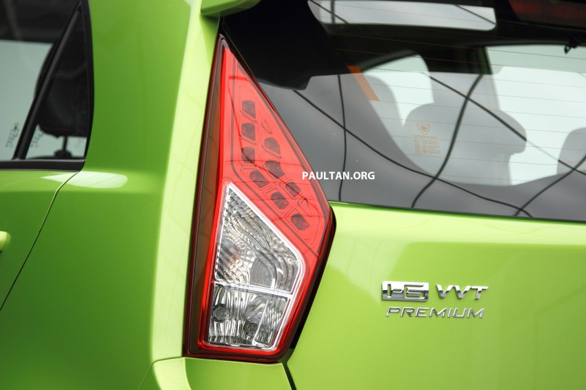 Proton Iriz launched – 1.3 and 1.6 VVT, from RM42k Image #275113
