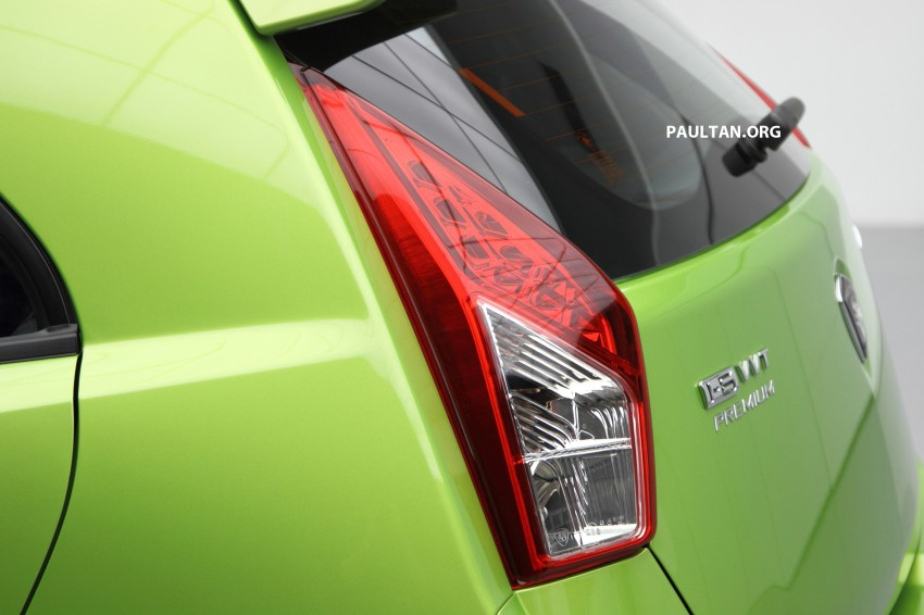 Proton Iriz launched – 1.3 and 1.6 VVT, from RM42k Image #275112