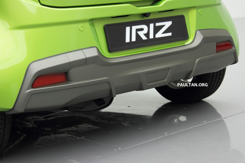 Proton Iriz launched – 1.3 and 1.6 VVT, from RM42k Image #275109