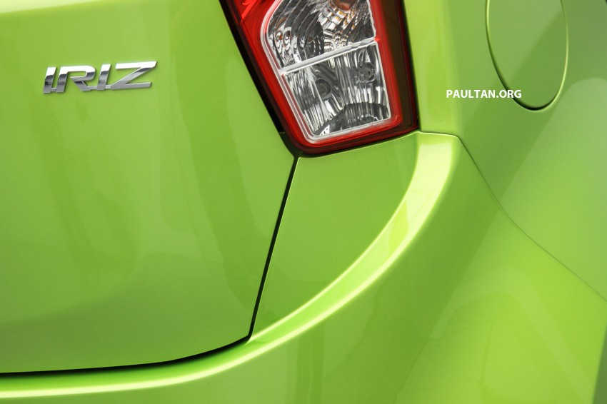 Proton Iriz launched – 1.3 and 1.6 VVT, from RM42k Image #275102