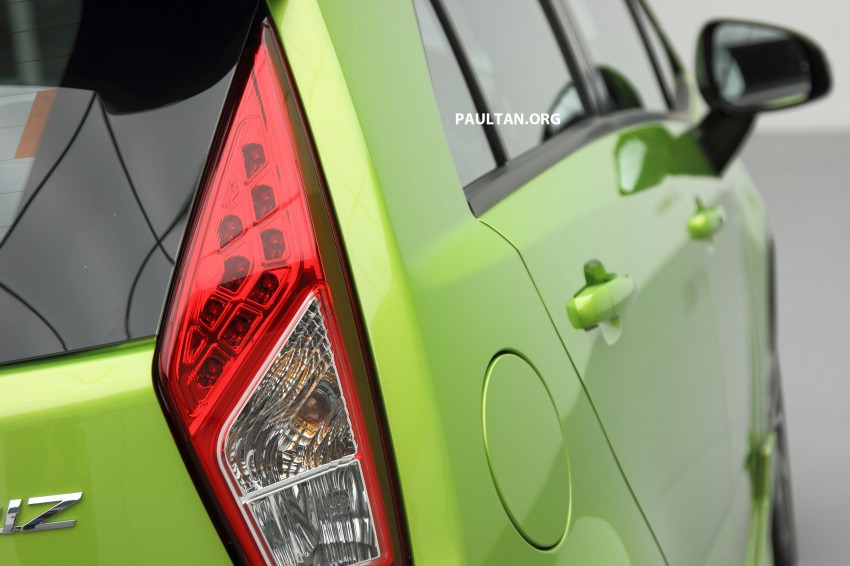 Proton Iriz launched – 1.3 and 1.6 VVT, from RM42k Image #275101