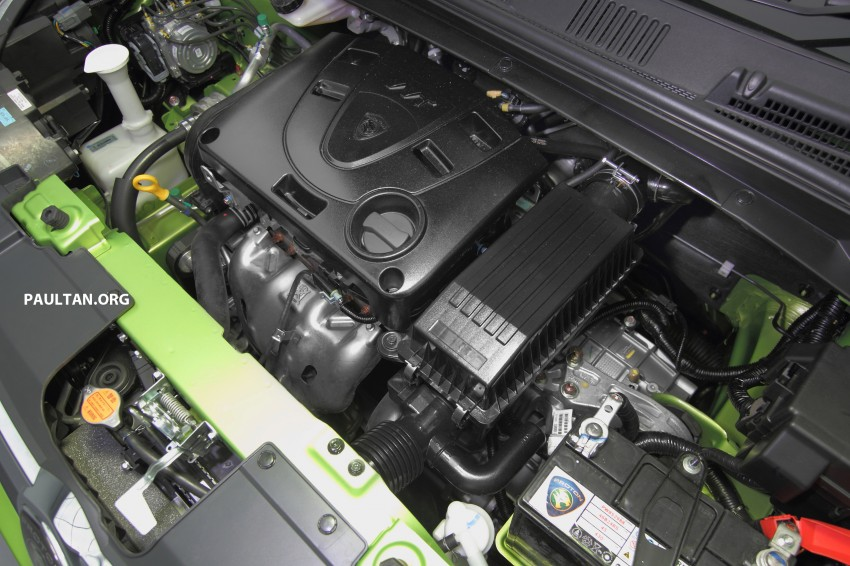 Proton Iriz launched – 1.3 and 1.6 VVT, from RM42k Image #275098