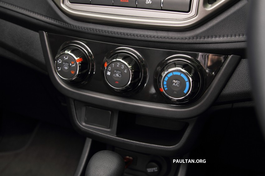 Proton Iriz launched – 1.3 and 1.6 VVT, from RM42k Image #275176