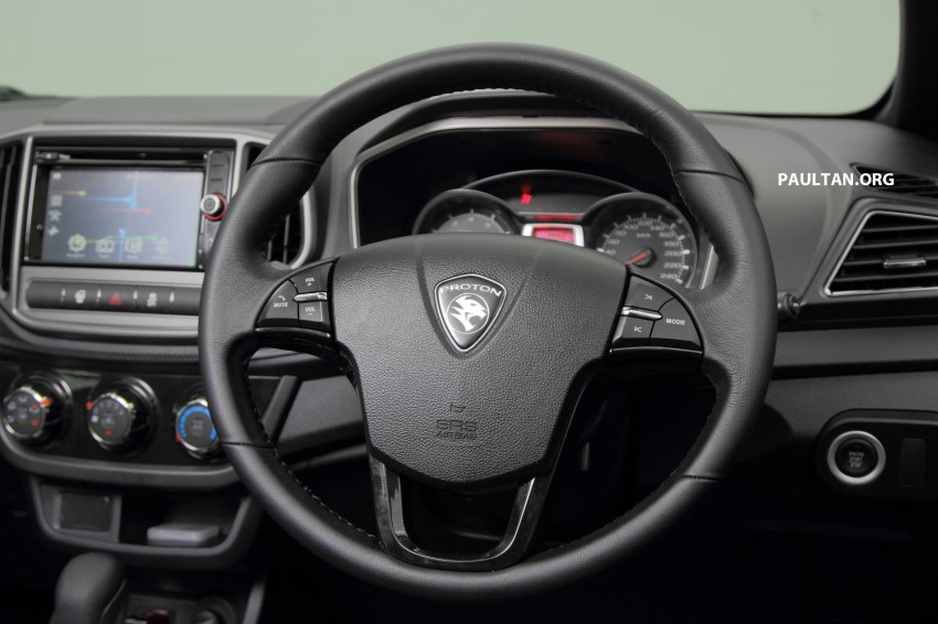 Proton Iriz launched – 1.3 and 1.6 VVT, from RM42k Image #275160