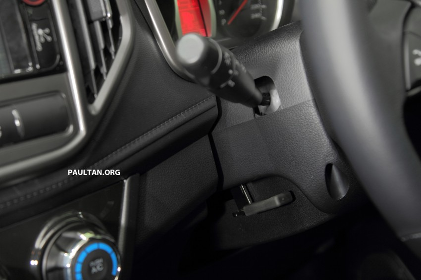 Proton Iriz launched – 1.3 and 1.6 VVT, from RM42k Image #275156