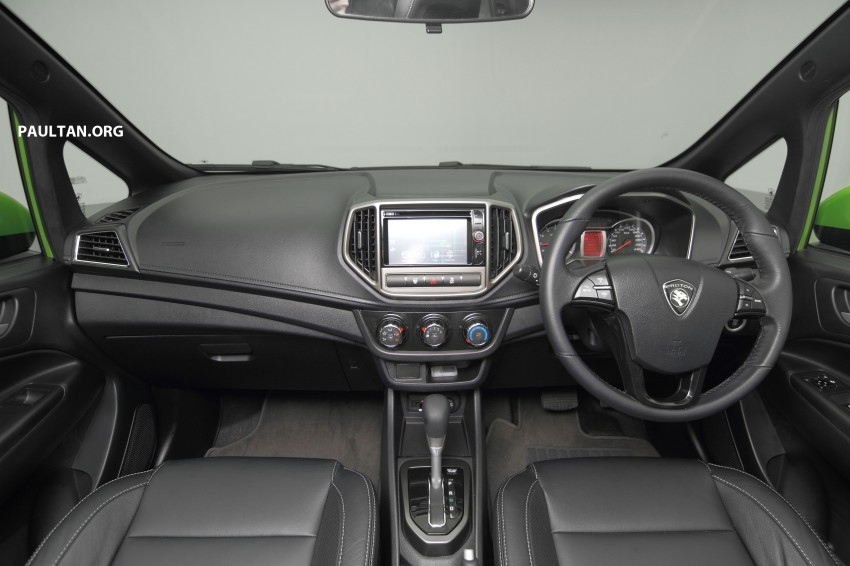 Proton Iriz launched – 1.3 and 1.6 VVT, from RM42k Image #275152