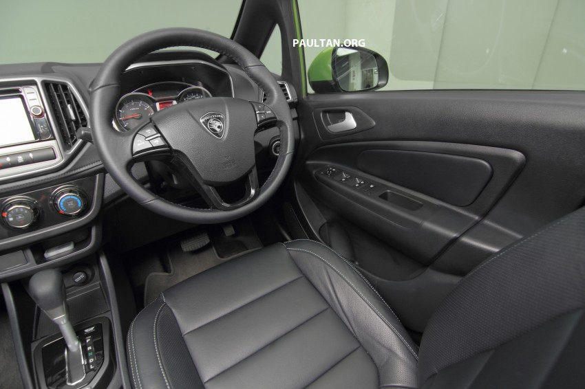 Proton Iriz launched – 1.3 and 1.6 VVT, from RM42k Image #275150