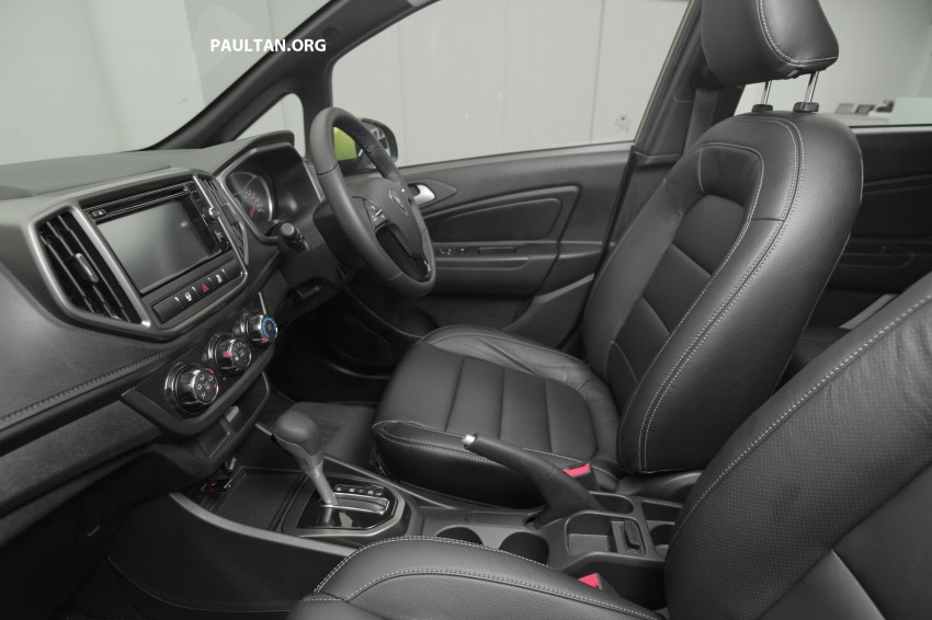 Proton Iriz launched – 1.3 and 1.6 VVT, from RM42k Image #275148