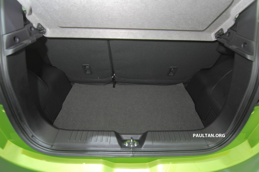 Proton Iriz launched – 1.3 and 1.6 VVT, from RM42k Image #275141