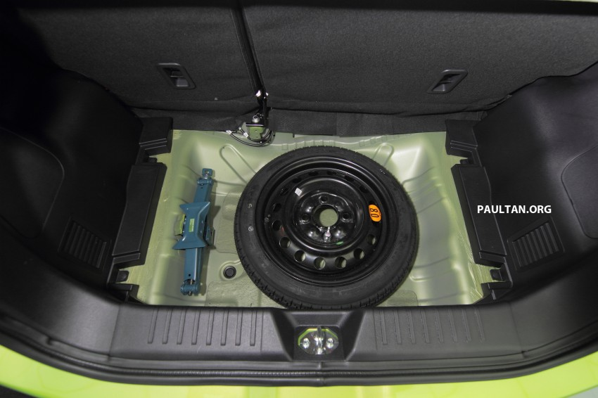 Proton Iriz launched – 1.3 and 1.6 VVT, from RM42k Image #275140
