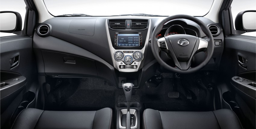 Perodua Axia launched – final prices lower than estimated, from RM24,600 to RM42,530 on-the-road Image #272049