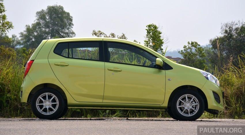 GALLERY: Perodua Axia vs Viva – a big leap forward? Image #274525