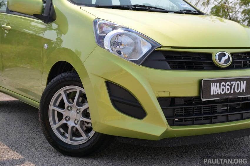 GALLERY: Perodua Axia vs Viva – a big leap forward? Image #274526