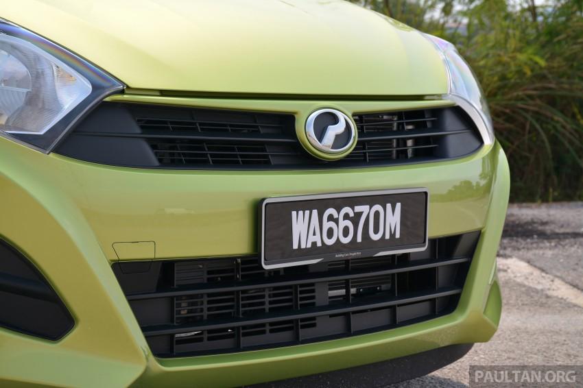 GALLERY: Perodua Axia vs Viva – a big leap forward? Image #274528