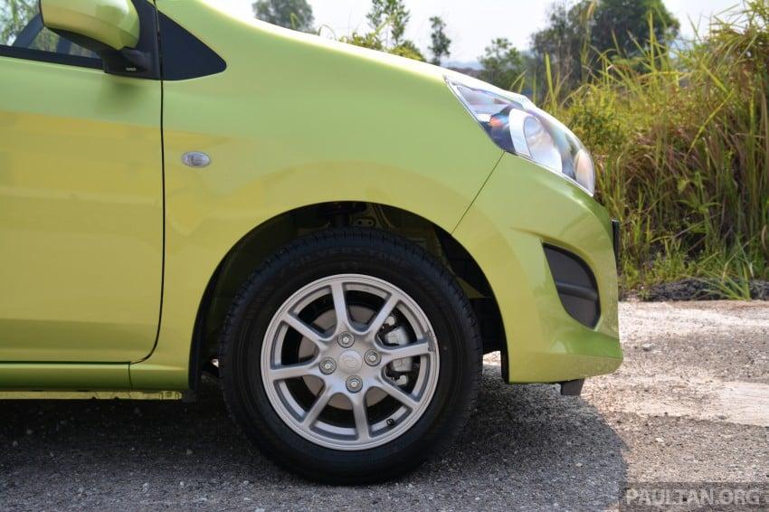 GALLERY: Perodua Axia vs Viva – a big leap forward? Image #274530