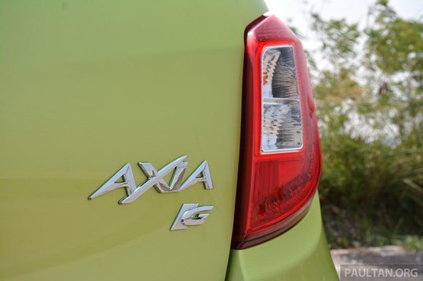 GALLERY: Perodua Axia vs Viva – a big leap forward? Image #274536