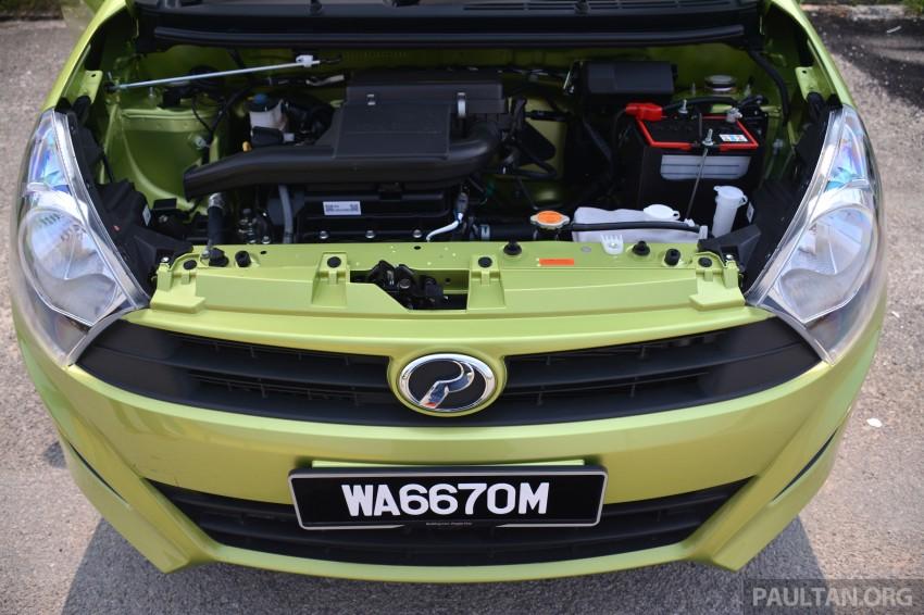 GALLERY: Perodua Axia vs Viva – a big leap forward? Image #274537