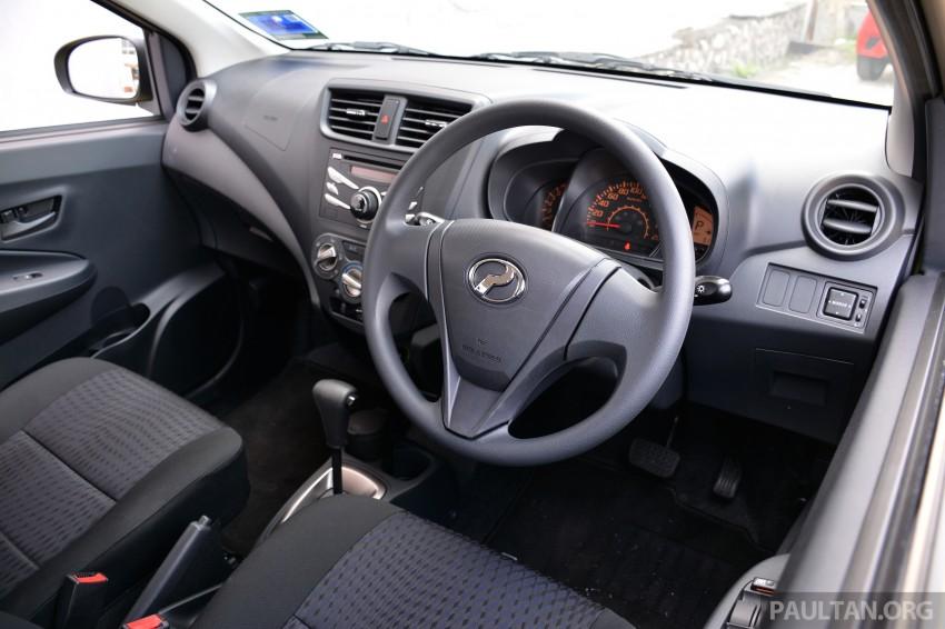 GALLERY: Perodua Axia vs Viva – a big leap forward? Image #274541