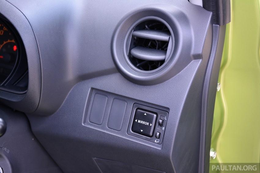 GALLERY: Perodua Axia vs Viva – a big leap forward? Image #274548