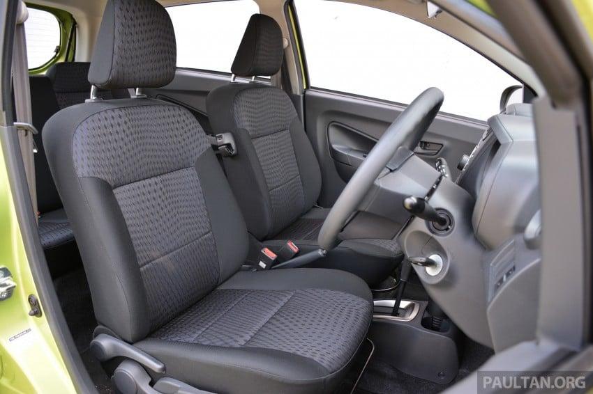 GALLERY: Perodua Axia vs Viva – a big leap forward? Image #274551