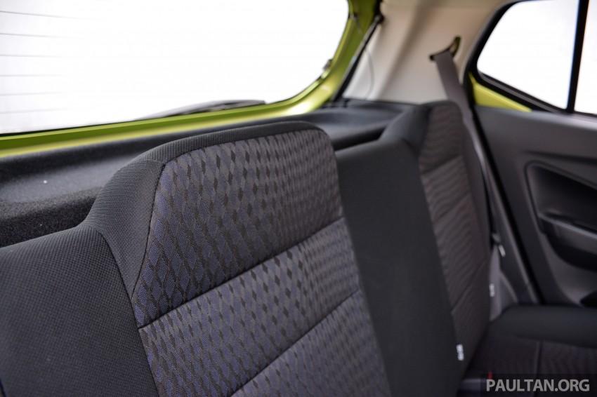 GALLERY: Perodua Axia vs Viva – a big leap forward? Image #274554