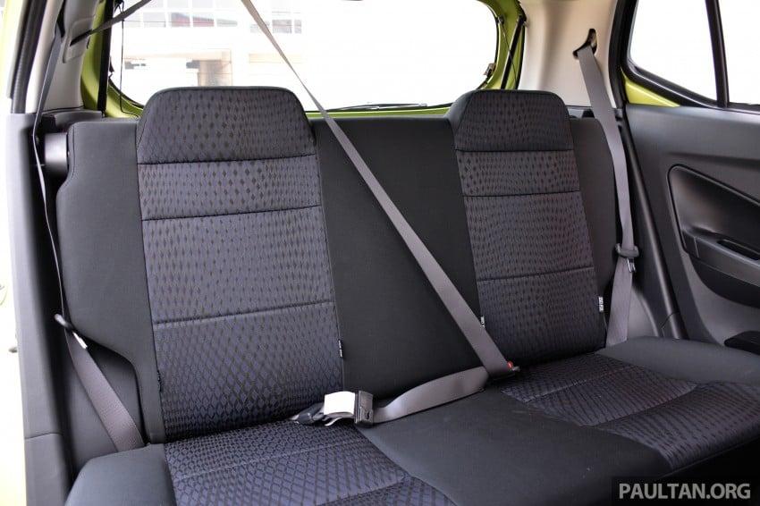 GALLERY: Perodua Axia vs Viva – a big leap forward? Image #274555