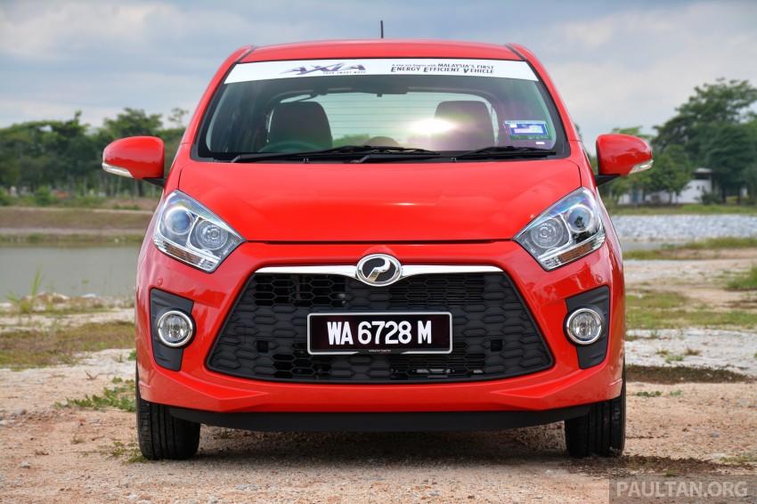 VIDEO: Perodua Axia Advance walk-around tour Image #273931