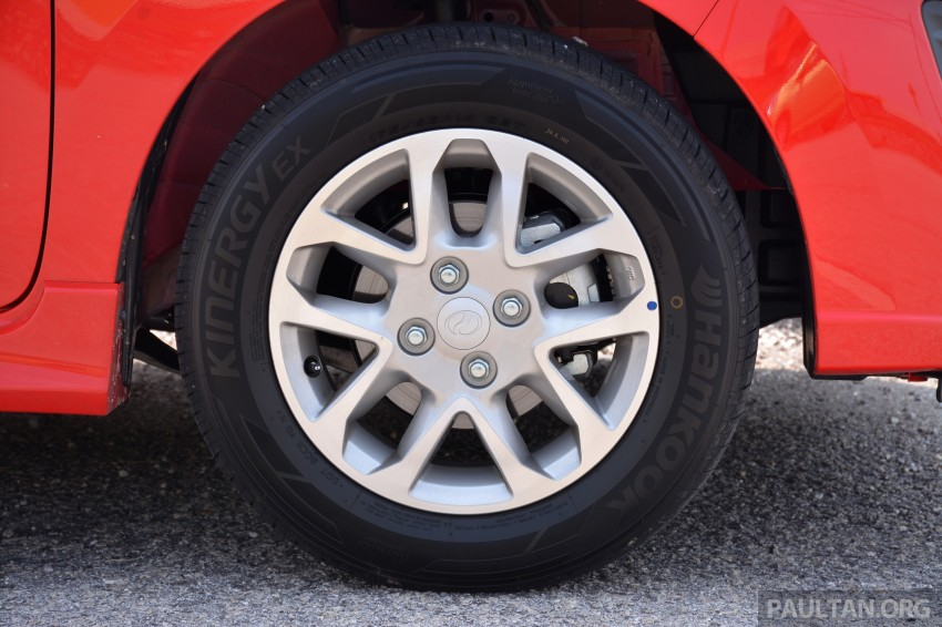 GALLERY: Perodua Axia Standard G vs Axia Advance Image #274413
