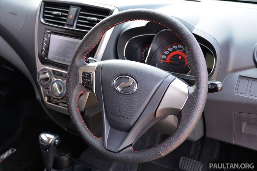 GALLERY: Perodua Axia Standard G vs Axia Advance Image #274420