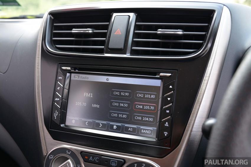 GALLERY: Perodua Axia Standard G vs Axia Advance Image #274423