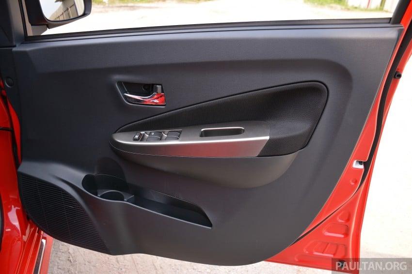 GALLERY: Perodua Axia Standard G vs Axia Advance Image #274428