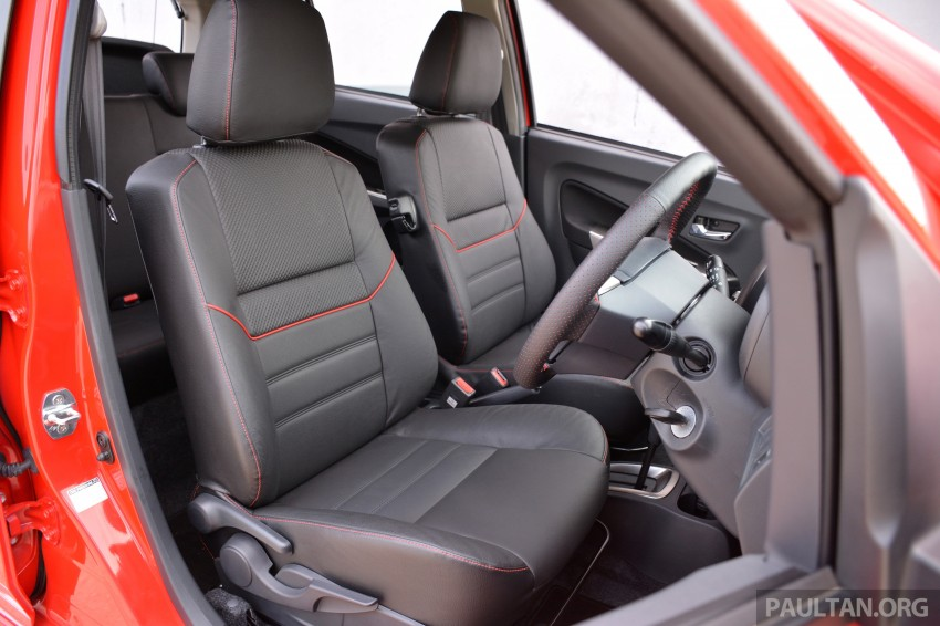 GALLERY: Perodua Axia Standard G vs Axia Advance Image #274429