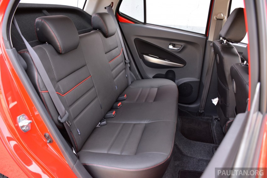 GALLERY: Perodua Axia Standard G vs Axia Advance Image #274430