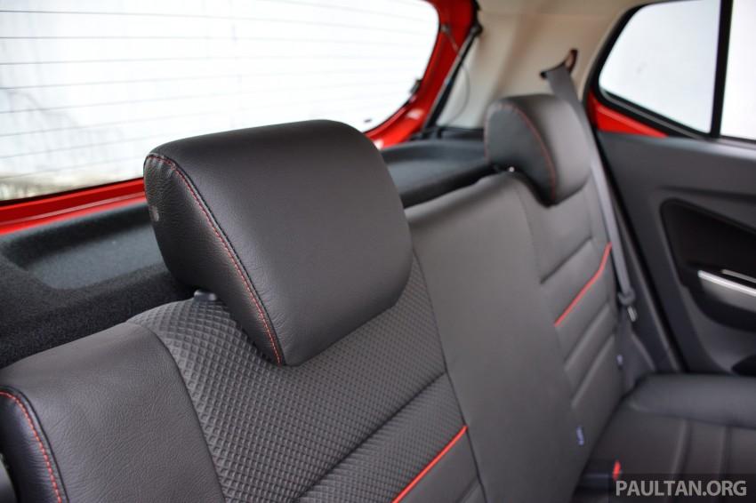 GALLERY: Perodua Axia Standard G vs Axia Advance Image #274433