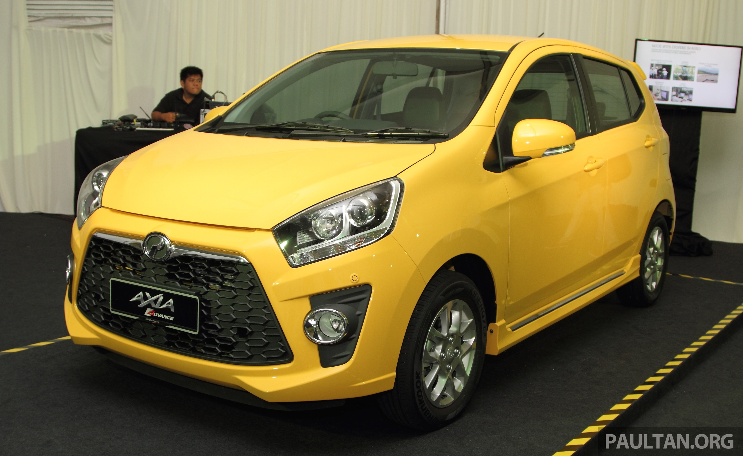 Perodua Axia Launched Final Prices Lower Than Estimated
