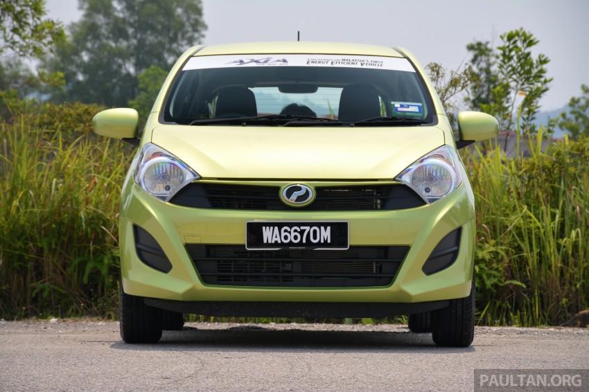 GALLERY: Perodua Axia Standard G vs Axia Advance Image #274384