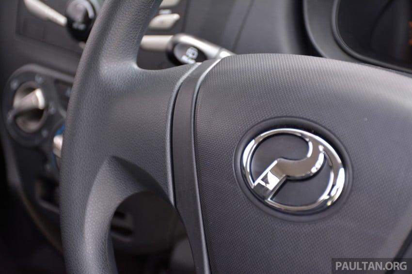 GALLERY: Perodua Axia Standard G vs Axia Advance Image #274396