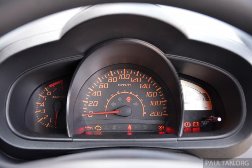 GALLERY: Perodua Axia Standard G vs Axia Advance Image #274397