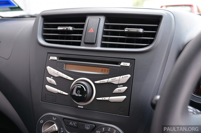 GALLERY: Perodua Axia Standard G vs Axia Advance Image #274398