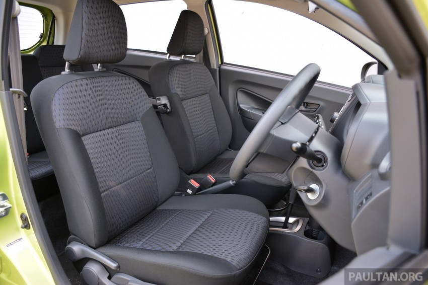 GALLERY: Perodua Axia Standard G vs Axia Advance Image #274403
