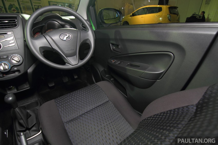 Perodua Axia launched – final prices lower than estimated, from RM24,600 to RM42,530 on-the-road Image #271800
