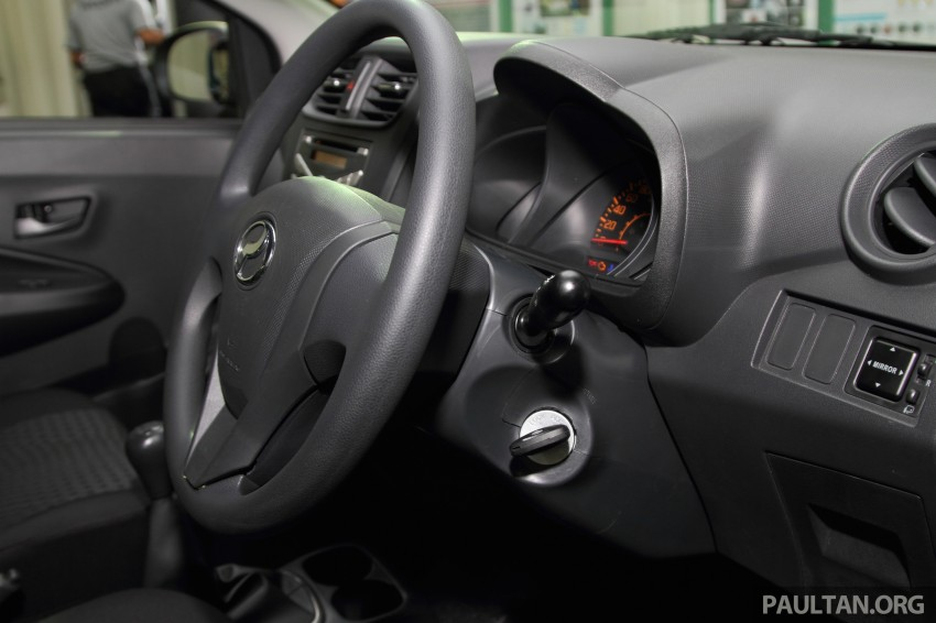 Perodua Axia launched – final prices lower than estimated, from RM24,600 to RM42,530 on-the-road Image #271806